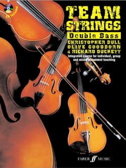 Bull Christopher / Duckett Richard / Goodborn Olive - Team Strings - Double Bass CD - Sheet Music - di-arezzo.com