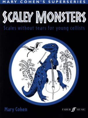 Scaley Monsters - Mary Cohen - Partition - laflutedepan.com