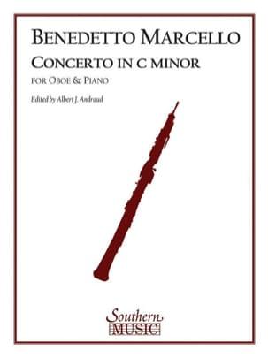 Concerto en do mineur Benedetto Marcello Partition laflutedepan