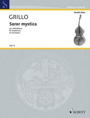 Ferdinand Grillo - Soror mystica - Partition - di-arezzo.fr