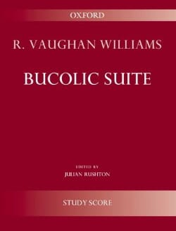 Williams Ralph Vaughan - Bucolic Suite - Partition - di-arezzo.com