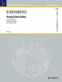 Alexander Eisenberg - Arquichorinho - Sheet Music - di-arezzo.co.uk