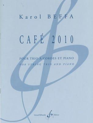 Karol Beffa - Coffee 2010 - Partition - di-arezzo.co.uk
