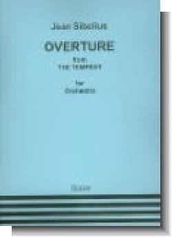 Jean Sibelius - Ouverture de «La Tempête», op. 109 n°1 - Partition - di-arezzo.fr