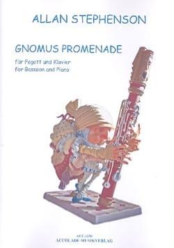 Allan Stephenson - Gnomus Promenade (2008) - Partition - di-arezzo.fr