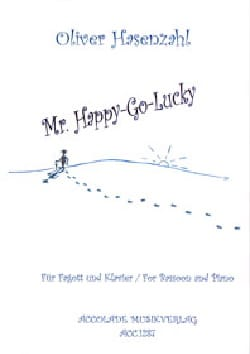Oliver Hasenzahl - Mr. Happy-Go-Lucky - Sheet Music - di-arezzo.com