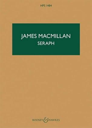 James MacMillan - Seraph - Sheet Music - di-arezzo.com