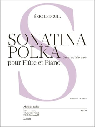 Eric Ledeuil - Sonatina Polka - Sheet Music - di-arezzo.co.uk