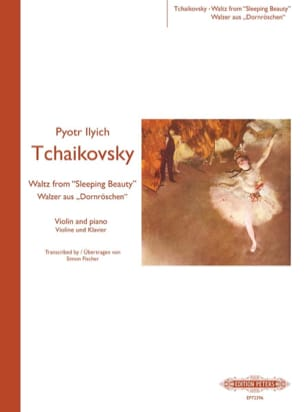 "TCHAIKOVSKY - Waltz of ""Sleeping Beauty"" - Sheet Music - di-arezzo.com"