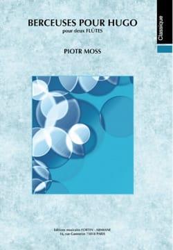 Piotr Moss - Lullaby for Hugo - Sheet Music - di-arezzo.co.uk