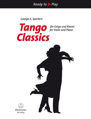 Tango Classics - Sheet Music - di-arezzo.co.uk
