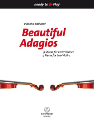 Beautiful Adagios Partition Violon - laflutedepan