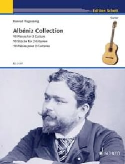 Albéniz Collection ALBENIZ Partition Guitare - laflutedepan