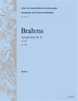 BRAHMS - Sheet Music - di-arezzo.co.uk