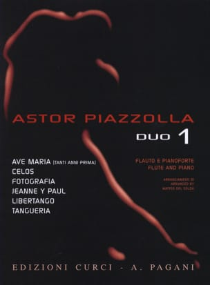 Astor Piazzolla - Astor Piazzolla for Duo Volume 1 - Partition - di-arezzo.fr