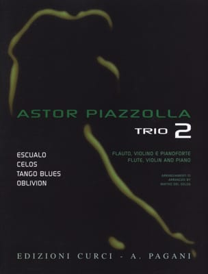 Astor Piazzolla - Astor Piazzolla for Trio Volume 2 - Sheet Music - di-arezzo.co.uk