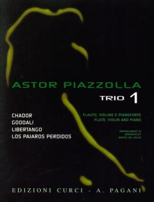 Astor Piazzolla - Astor Piazzolla for Trio Volume 1 - Sheet Music - di-arezzo.co.uk