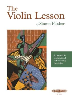 Simon Fischer - Die Geigenstunde - Noten - di-arezzo.de