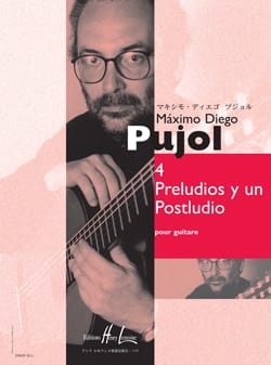 4 Preludios y un Postludio - Maximo Diego Pujol - laflutedepan.com