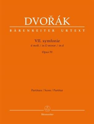 DVORAK - Symphony No. 7 in D minor op. 70 - Sheet Music - di-arezzo.co.uk