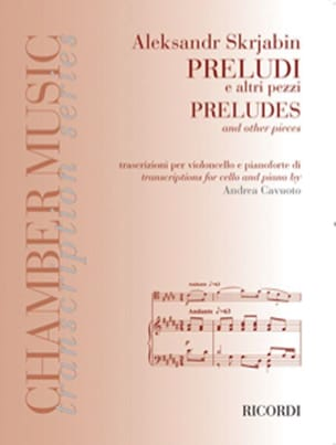 Alexandre Scriabine - Preludes and other coins - Sheet Music - di-arezzo.co.uk