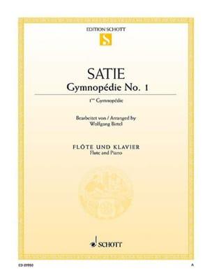 Première Gymnopédie - Erik Satie - Partition - laflutedepan.com