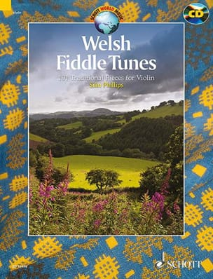 Welsh Fiddle Tunes - Traditionnel - Partition - laflutedepan.com