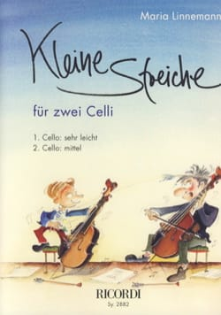 Maria Linnemann - Kleine Streiche for 2 Celli - Sheet Music - di-arezzo.com