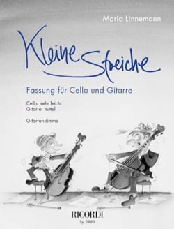 Maria Linnemann - Kleine Streiche - Partition - di-arezzo.fr