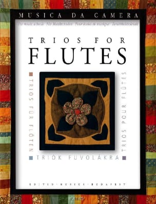 - Trios for Flutes - Sheet Music - di-arezzo.co.uk