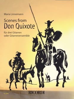 Maria Linnemann - Scenes from Don Quixote - Partition - di-arezzo.fr