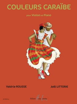 Rousse Valérie / Littorie Joël - Caribbean colors - Sheet Music - di-arezzo.co.uk