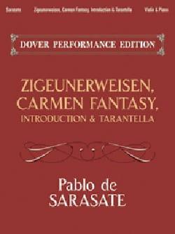 Zigeunerweisen, Carmen Fantasy, Introduction & Tarantella - laflutedepan.com