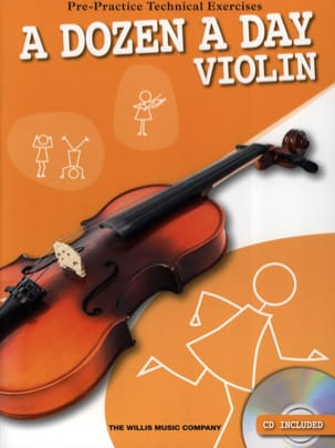 - A Dozen A Day - Violin - Sheet Music - di-arezzo.com