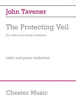 The Protecting Veil - John Tavener - Partition - laflutedepan.com