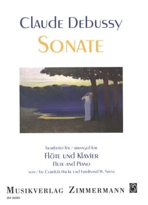 Claude Debussy - Sonate - Partition - di-arezzo.fr