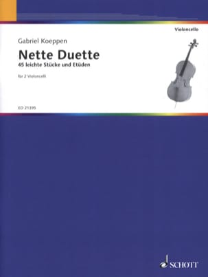 Gabriel Koeppen - Net Duet - Sheet Music - di-arezzo.co.uk