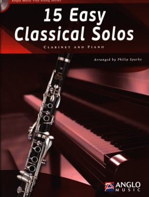 15 Easy classical solos - Partition - di-arezzo.fr