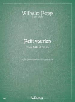 Wilhelm Popp - Little rascal - Sheet Music - di-arezzo.com