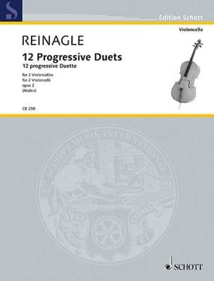 Joseph Reinagle - 12 progessing duets, op. 2 - Sheet Music - di-arezzo.com