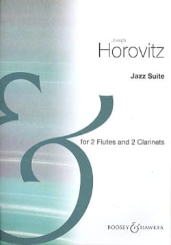Joseph Horovitz - Jazz Suite - Sheet Music - di-arezzo.com