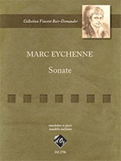 Marc Eychenne - Sonate - Partition - di-arezzo.fr