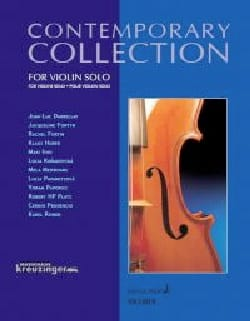 Contemporary Collection - Partition - Violon - laflutedepan.com