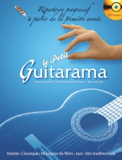 The Little Guitarama - Partitura - di-arezzo.it