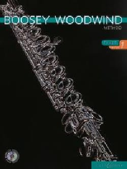 The Boosey Woodwind Method - Partition - di-arezzo.fr