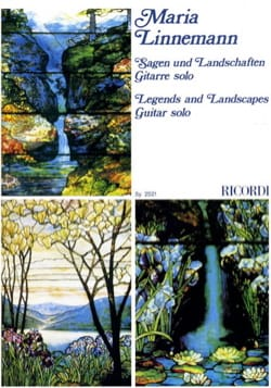Legends and Landscapes Maria Linnemann Partition laflutedepan