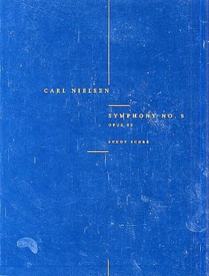 Carl Nielsen - Symphony N ° 5 Opus 50 - Sheet Music - di-arezzo.com