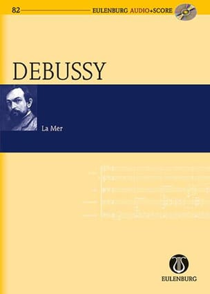 DEBUSSY - The sea - Sheet Music - di-arezzo.com