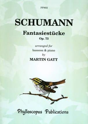 Fantasiestücke op. 73 - Robert Schumann - Partition - laflutedepan.com
