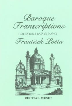 Baroque Transcriptions - Partition - laflutedepan.com